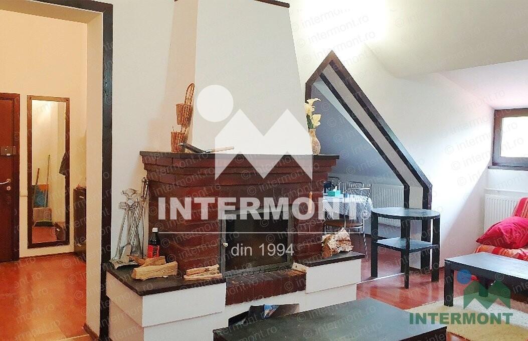 apartament de vanzare in vila, teren- 500mp